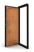 Двери  со Скином ламинированным