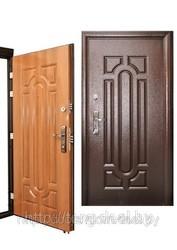 Входная теплая дверь Гомель MT-09