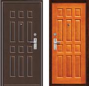 Двери металлические входные Форпост