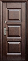 Двери металлические в г. Речица  в ассортименте
