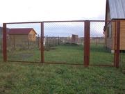 Предлагаем ворота и калитки ,  бесплатно доставляем по РБ