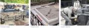 Комплексное благоустройство мест захоронения в Речице и р-не