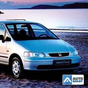Продаётся автомобиль Honda Shuttle