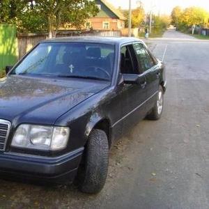 Продам автомобиль Мерседес-Е200(W124)-2.0 D, 1994 г