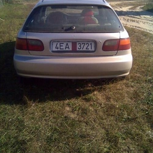 Продаю автомобиль Honda Civik 1991г. выпуска