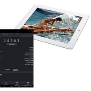 4-ядерный,  8-дюймовый планшет Onda V811 Quad
