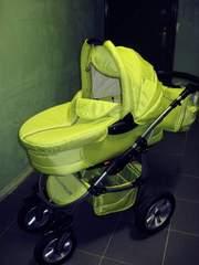 Детская коляска Tako Warrior (2 в 1)