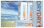 Антиперспирант, салфетки DryDry